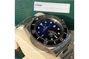 Rolex Deepsea D Blue Ref. 126660 LC100