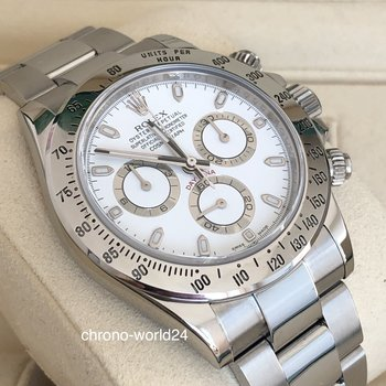 Rolex Daytona Ref.116520 APH dial07/ 2016 MINT Condition Box&Papers