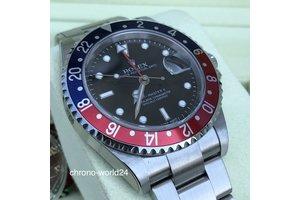 Rolex GMT-Master II Ref. 16710BLRO M Serie