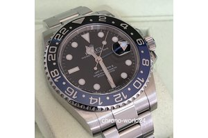 Rolex GMT-Master II Ref. 116710 BLNR 2013