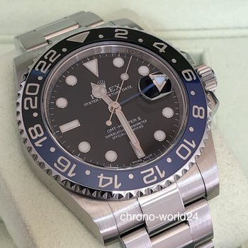 Rolex GMT-Master II 116710BLNR  2013 Box/Papers new service 2018