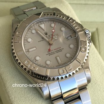 Rolex Yacht master Ref. 168622  Midsize Box&Papers TOP