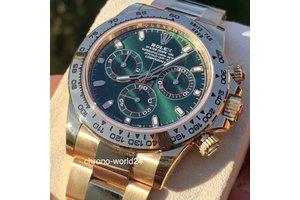 Rolex Daytona Ref.116508 green dial