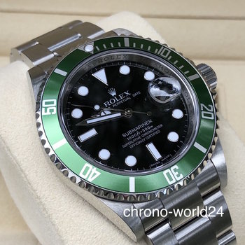 Rolex Submariner Date Ref.16610 LV 12/2018 V5.. Series TOP