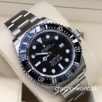 Rolex Sea-Dweller 4000 Ref. 116600 TOP box&papers 2018 mint