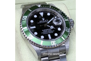 Rolex Submariner Date Ref.16610 LV D Serie