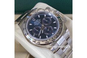 Rolex Cosmograph Daytona Ref. 116509 blue dial