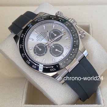 Rolex Daytona Ref. 116519LN  LC100 2019 Box/Papers TOP