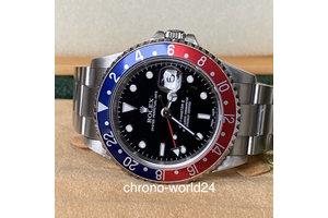 Rolex GMT-Master II Ref. 16710 Pepsi Y96..