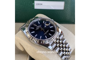 Rolex Datejust 41 Ref. 126334 blue 2019/01