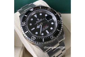 Rolex Sea-Dweller Single Red Ref. 126600 MK1