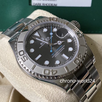 Rolex Yacht-Master Ref. 116622 2017 EU unpolished Box&Papers TOP