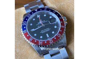 Rolex GMT-Master Ref. 16700 NOS Swiss only