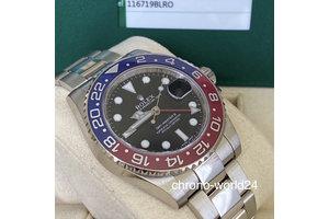 Rolex GMT-Master II Ref. 116719BLRO Pepsi