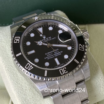 Rolex Submariner Date 116610LN Box Papers 2013TOP European