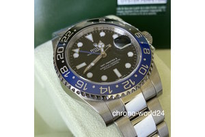 Rolex GMT-Master II Ref. 116710BLNR 2013