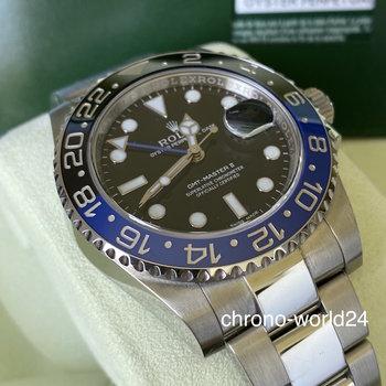Rolex GMT-Master II 116710BLNR LC100 2013 FULL SET TOP