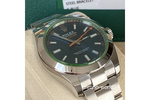 Rolex Milgauss Ref. 116400 GV 2020
