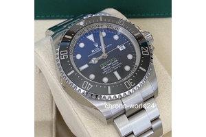 Rolex Deepsea D Blue Ref. 126660 2020
