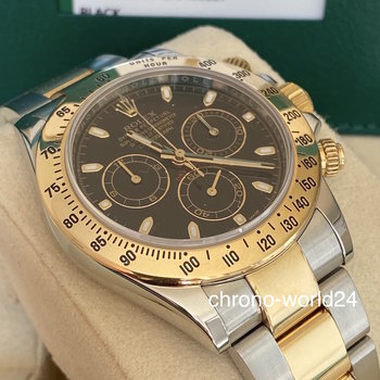 Rolex Daytona Ref. 116523 2015/12 Box &Papers TOP Europe