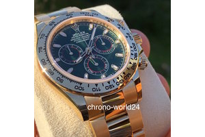 Rolex Daytona Ref. 116508 green dial
