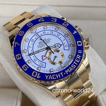 Rolex Yacht-Master II 116688 LC100 2017/12 new hands&dial TOP
