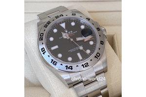 Rolex Explorer II Ref. 216570 2020