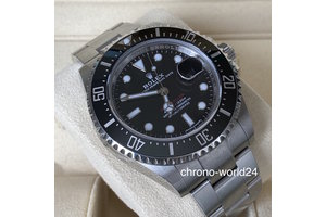 Rolex Sea-Dweller Single Red Ref.126600 MK1