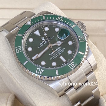 Rolex Submariner Date 116610 LV 2019 box & papers LC EU TOP