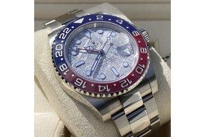 Rolex GMT-Master II Ref.126719BLRO Meteorit