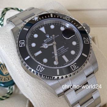 Rolex Submariner Date Ref.116610LN LC100 2019 unworn B&P