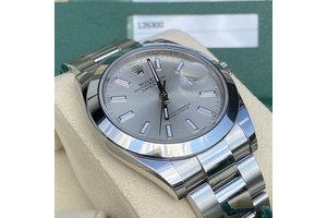 Rolex Datejust 41 Ref.126300 LC100