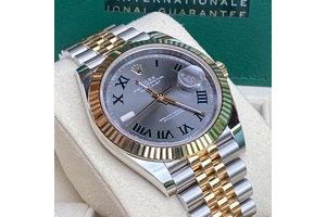 Rolex Datejust 41 Ref. 126333 Wimbledon