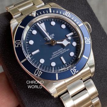 "Tudor Black Bay 58 ""Navy Blue"" Ref. M79030B unworn EU 2020 B&P"