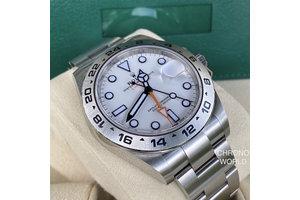 Rolex Explorer II Ref.216570  2020/08
