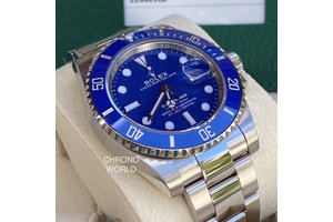 Rolex Submariner Date Ref.116619 LB 2020