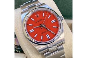 Rolex Oyster Perpetual Ref.124300