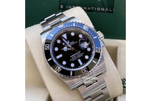 Rolex Submariner Date 116610 LN 2020 new card