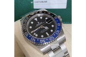 Rolex GMT-Master II Ref. 116710 BLNR 2018