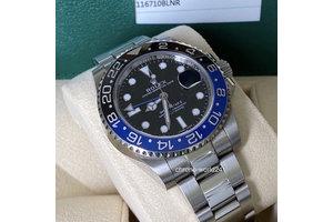 Rolex GMT-Master II 116710 BLNR 2015 LC100
