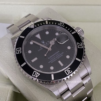 Rolex Submariner Date Ref.16610 2007 Box&Papers TOP