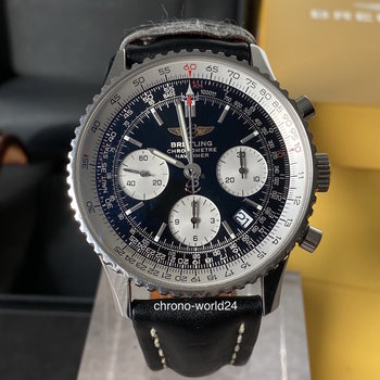 Breitling Navitimer A23322 Chronograph 2005 Box and Papers TOP