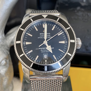 Breitling Superocean Heritage 46 A17320, 2008, BOX & PAPERS