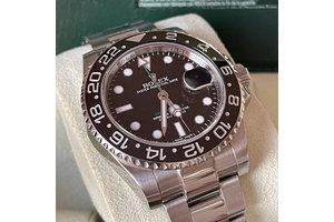 Rolex GMT-Master II Ref.116710LN LC100