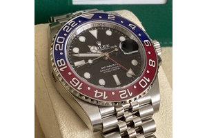 Rolex GMT-Master II Ref.126710BLRO MK1