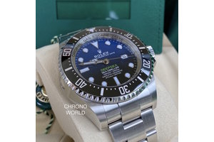 Rolex Deepsea D Blue Ref.126660 2021