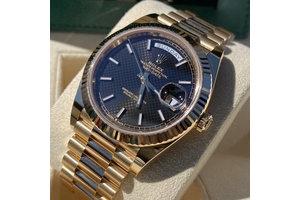 Rolex Day Date  Ref.228238  2021 schwarz
