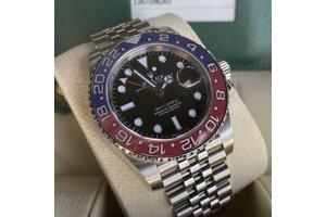 Rolex GMT-Master II Ref.126710BLRO MK1 LC100