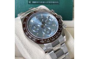Rolex Daytona Ref. 116506  Platinum Baguette