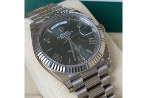 Rolex Day Date  Ref.228239 2017 green